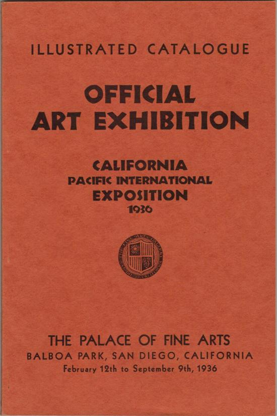 California Pacific Exposition Art Exhibition