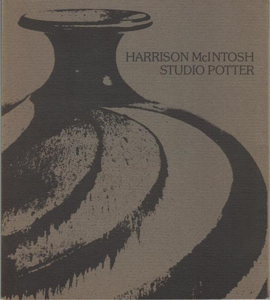 Harrison McIntosh Studio Potter Exhibition Catalog