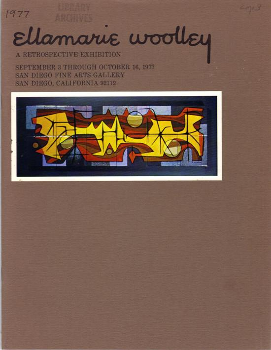 Ellamarie Woolley Retrospective Exhibition Catalogue