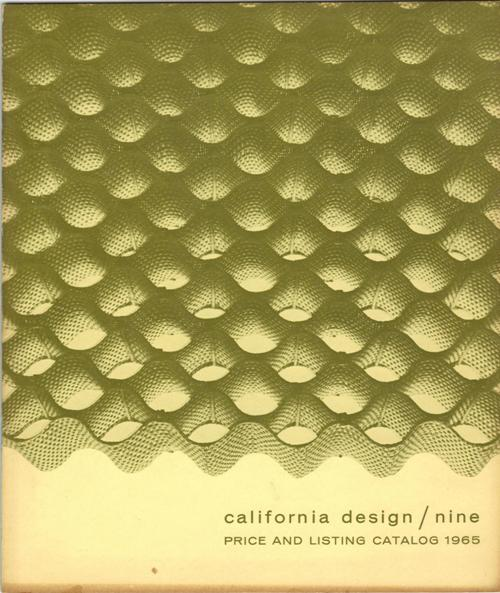 California Design Nine Pricelist