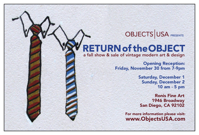 RETURN of the OBJECT