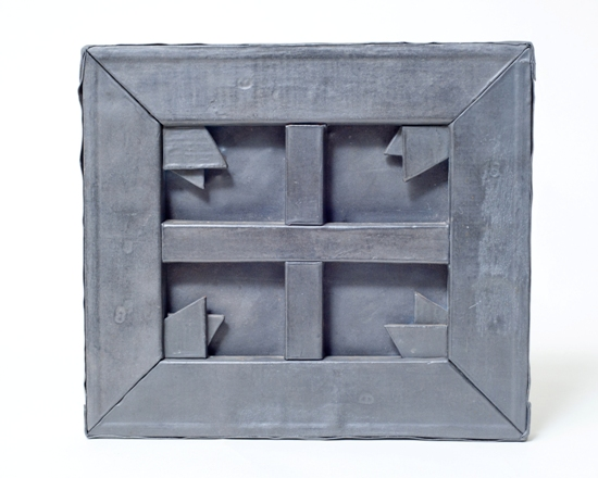 Russell Baldwin - Sculpture Of A Painting 1