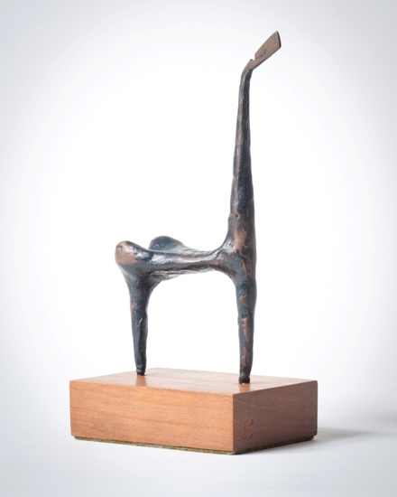 Jack Boyd Abstract Animal Sculpture