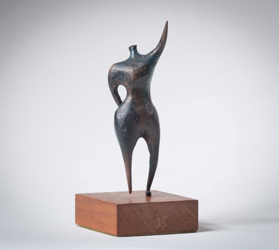 Jack Boyd Abstract Figure