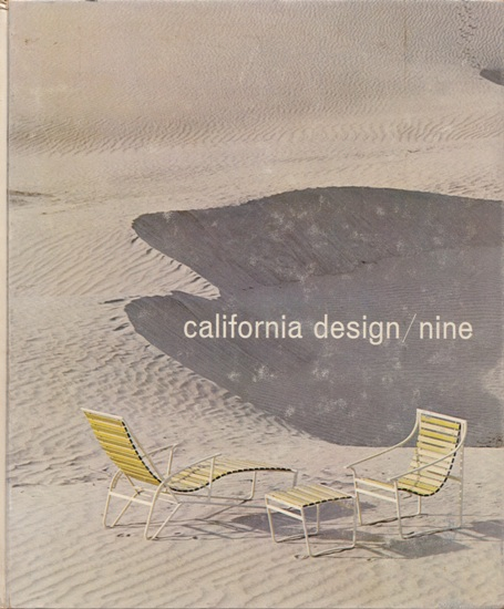 California Design Nine 1965 Exhibition Catalog
