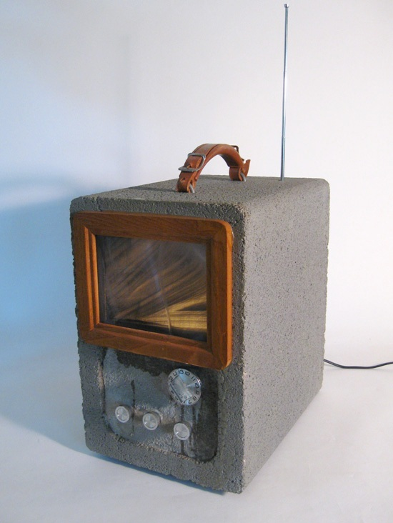 Ed Kienholz The Block Head