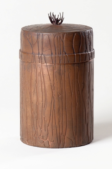 Robert Trout Copper Container