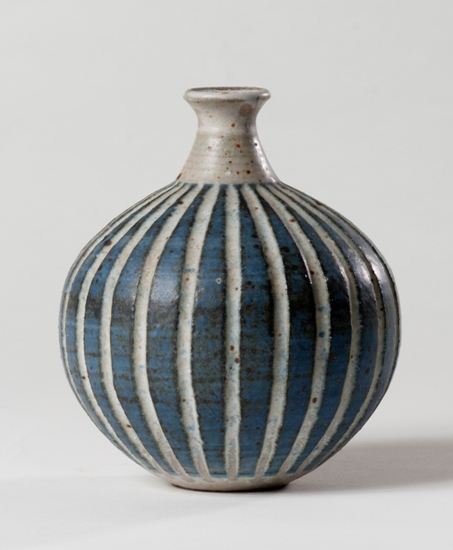 John Novy Ceramic Bottle